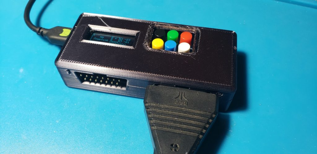 Atari 5200 USB Adapter for your PC - 2 Ports
