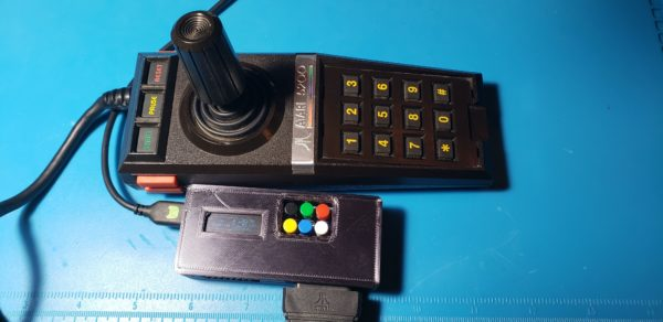 Atari 5200 USB Adapter for your PC