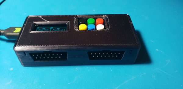 Atari 5200 USB Adapter for your PC - 2 Ports - Plus 6 Common Buttons